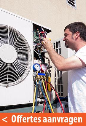 Airconditioning reparatie