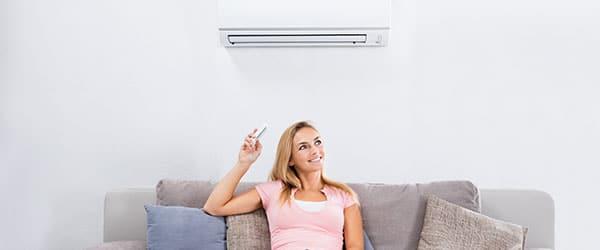 wandmodel en vloermodel airconditioning
