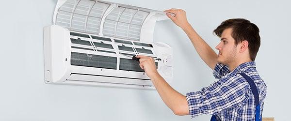 airco laten plaatsen door installateur
