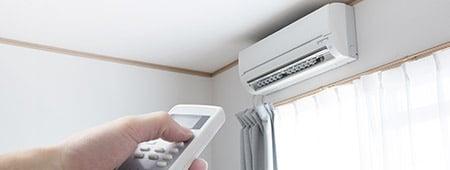 klimaatbeheersing in huis